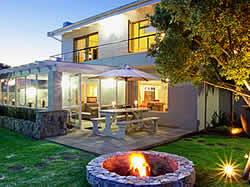 Bayhouse offers self catering accommodation in Knysna