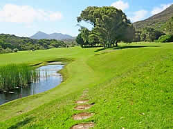close to Fish Hoek in Cape Town lies Clovelly Country Club.