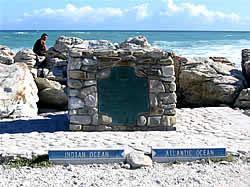 Whale watching coast, Cape Agulhas Information and Facts