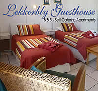 Lekkerbly Guest House in Bellville