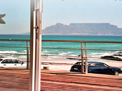 Beach Heaven Self catering luxury units in Bloubergstrand