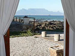 Blouberg Beach Cottage Fully fitted self catering beach cottage on the beach