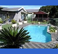 Goshen Gateway is a child friendly and really affordable B&B accommodation in Bloubergstrand