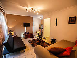 Secret Garden Guest House accommodation in Bloubergstrand
