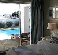 61 On Camps Bay is a three star luxury guest house in Camps Bay