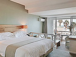 The Bay Hotel is superbly designed with 78 rooms and suites offering 5-star luxury