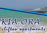 Kia Ora self catering apartments in Clifton