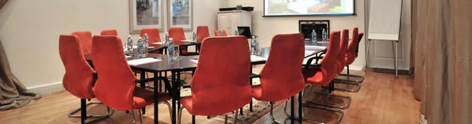our modern fully furnished venue offers flip charts, laptop connections, data projector,