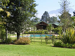 Pine Lodge Resort in George is about providing affordable self catering holiday accommodation, stress-free and tranquil
