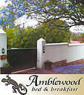 Amblewood bed and breakfast, B&B Accommodation in Grahamstown
