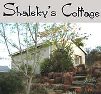 Shalky's Cottage, B&B in Grahamstown