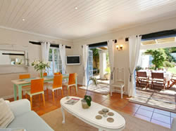 Hout Bay Beach Cottage secure self-catering holiday cottage