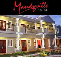 Mandyville Hotel in Jeffreys Bay