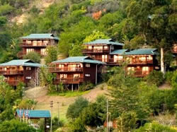 Phantom View Lodges Self catering accommodayion in Knysna