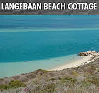 The Langebaan Beach Cottage