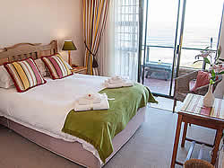 Lilies & Leopards B&B beautiful B&B offers breath taking sea views from each room and balcony