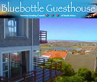 Bluebottle Guesthouse in Muizenburg