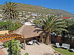 A Tuscan Villa for honeymoon accommodation in Fish Hoek, Western Cape