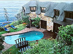 A Whale of a Time self catering accommodation in Fish Hoek