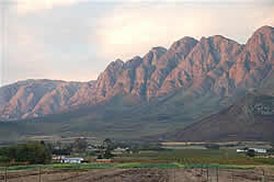 Information on Oudtshoorn