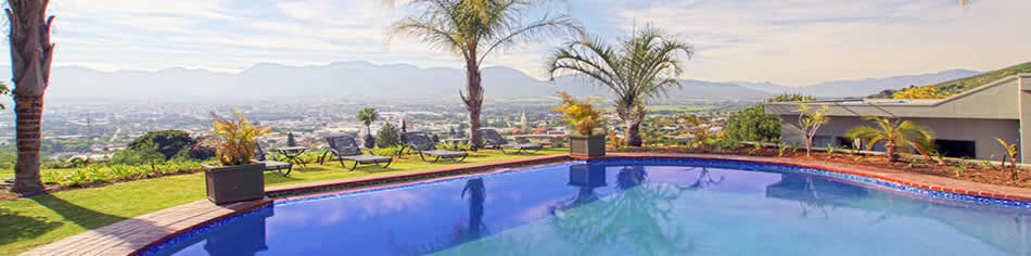 Exclusive B&B accommodation, child friendly and affordable in Paarl, Cape Winelands, South Africa