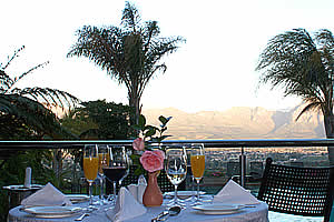 Cape Winelands Hotel accommodation in Paarl