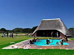 Green Fountain Farm Resort is situated 6km's outside Port Alfred