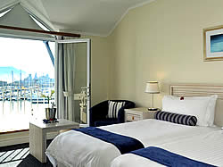 Simon's Town Quayside Hotel is a superior four star hotel and conference centre.