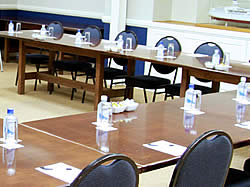The Drakensberg Conference Venue at the Quayside Hotel in Simons Towncaters for groups of up to 50 delegates