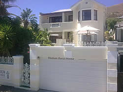 B&B and Self Catering accommodation located in Green Point opposite the V&A Waterfront.