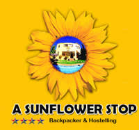 A Sunflower Stop luxury backpackers