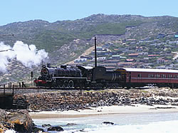 Simon's Town Steam Train